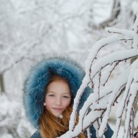 Зима :: Марина Климович