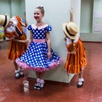 Репетиция, ну как же без неё... :: Ирина Данилова