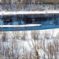 Ледовый островок... :: Vladimir Semenchukov