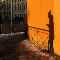 Красная шапочка Санкт-Петербурга (№2) :: Татьяна [Sumtime]