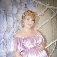 Беременная женщина прекрасна! :: Наталья Мельникова
