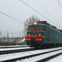 ВЛ11 - 699Б :: Сергей Уткин