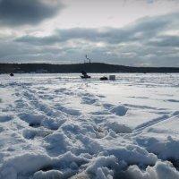 Морозный денёк :: Михаил Цегалко