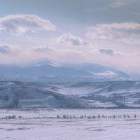 Северо - Чуйский хребет. :: Александр Поборчий