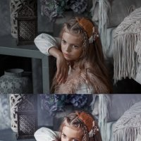 Художественная ретушь фото :: Татьяна Яковлева