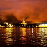 Ночной Санкт-Петербург. :: Ольга Зубова