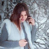 Заснеженная весна :: Майя Морозова