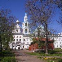 Валаамский монастырь :: Дмитрий Солоненко