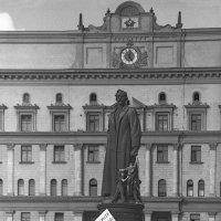 Москва, площадь Дзержинского 21 августа 1991 года. :: Игорь Олегович Кравченко