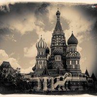 Храм Василия Блаженного :: Борис Соловьев