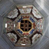 Старо-Вознесенская (Тихвинская) деревянная церковь, ул. Грузинская, 7а :: Елена Павлова (Смолова)