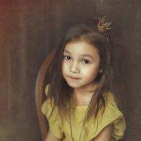 маленькая леди)) :: Ольга