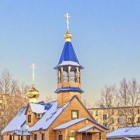 Храм Святителя Петра, Митрополита Московского :: bajguz igor
