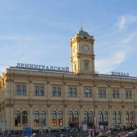 Ленинградский вокзал :: Вера Щукина