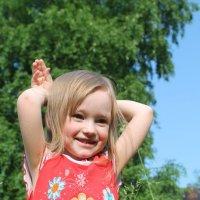 Хорошо летом :: Инна Батищева