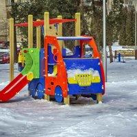 снег и ... :: юрий иванов