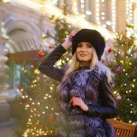 Новогодняя прогулка :: Виолетта Бычкова