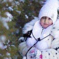 Зимняя сказка с Варюшей :: Viktoria Shakula