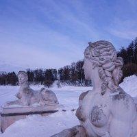 Тепло ли Вам девицы... :: Лариса Корженевская