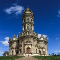 Храм Знамения в Дубровицах :: Георгий