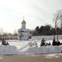 В марте 2018 года Николо Угрешский Монастырь. :: Ольга Кривых