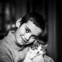 друзья - не разлей вода.. :: Дмитрий Скубаков
