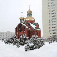 Зима снежная.. :: Oghuz alili