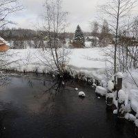 д. Лукино. Панорама долины реки Урья :: Елена Павлова (Смолова)