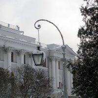 Елагинский дворец :: Агриппина