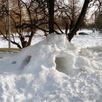 А у нас во дворе: Горы и норы :: Alex Sash