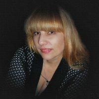 Черным мелом чертит вечер контур плеч на сером фоне... :: Людмила Богданова (Скачко)