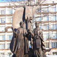 Святые благоверные князь Петр и княгиня Феврония  Муромские :: Laryan1