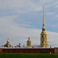 Петропавловская Крепость :: Геннадий Титов