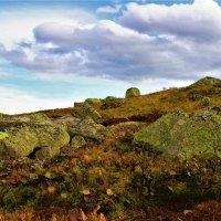 В горах в сентябре :: Сергей Чиняев