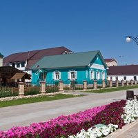 Национальная деревня. Оренбург :: MILAV V