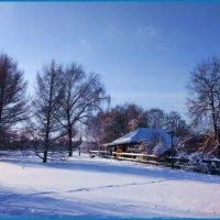 Мороз и солнце..... :: Николай Дони