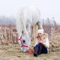 Украина и Татьяна :: Анна Останина