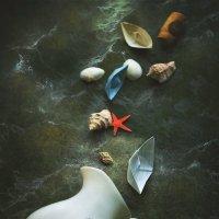 Мечты о море.... :: Liliya