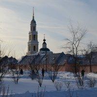 Коломна Церковь Иоанна Богослова :: ninell nikitina