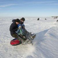 Северодвинск. Начало весны у Белого моря (1) :: Владимир Шибинский
