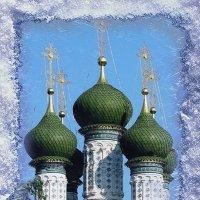 ЗИМНИЕ МОТИВЫ :: Анатолий Восточный