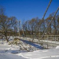 Мост через речку :: Сергей Цветков