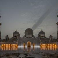 Мечеть шейха Зайда :: Наталья Левина