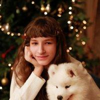 Ожидание волшебства под Новый Год :: Светлана Каритун