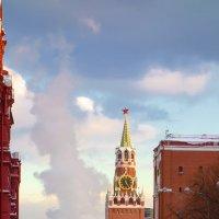Красная площадь :: Андрей Шаронов
