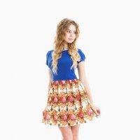 Коктейльное платье :: Женя Рыжов