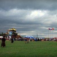 Монголия июль 2010.Соревнования по монгольской борьбе бех :: Ivan G