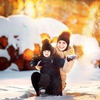 Волшебство солнечного света :: Анна Николаева