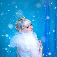 Королева снежная :: Tatiana Mileshina
