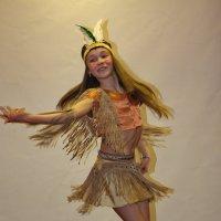 Танец — поэма, в ней каждое движение — слово..... :: Tatiana Markova